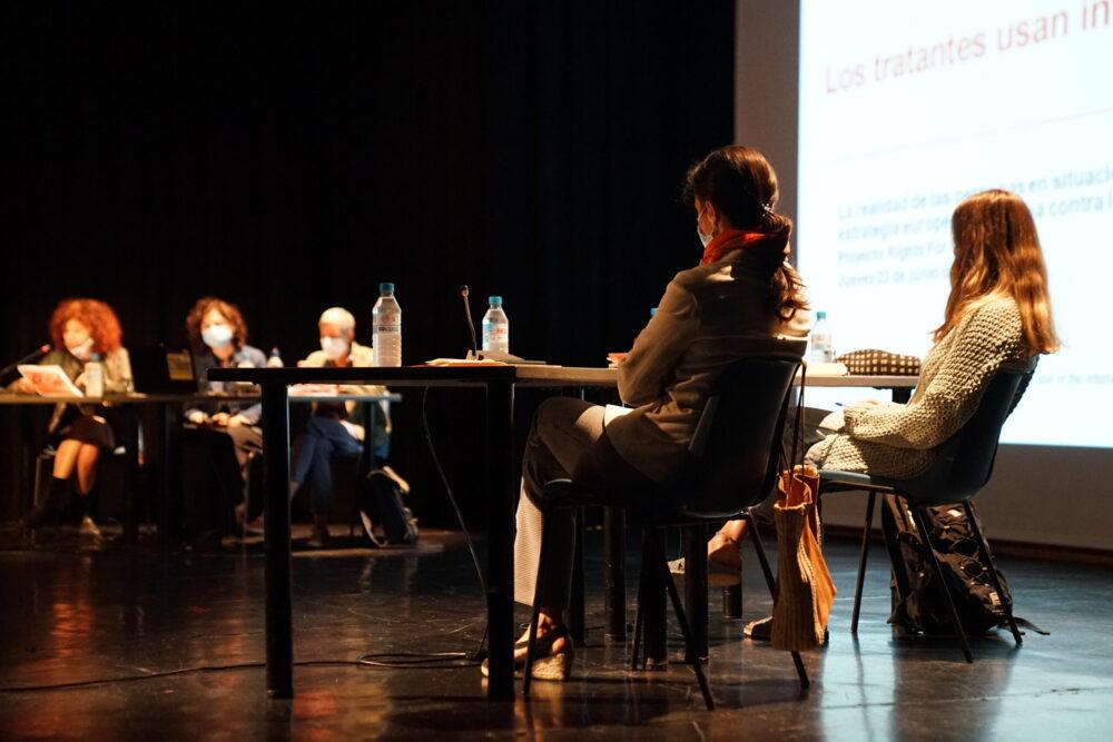 """Jornada """"La realidad de las personas en situación de trata y la nueva estrategia europea de lucha contra la TSH"""""""